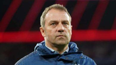 صورة بيرهوف: لم نتحدث مع فليك بعد بشأن تدريب المنتخب الألماني