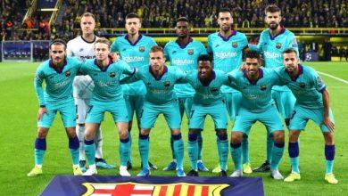 صورة عدد ألقاب وبطولات برشلونة منذ تأسيس النادي