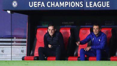 صورة توخيل سعيد بمواجهة ريال مدريد بدلاً من ليفربول