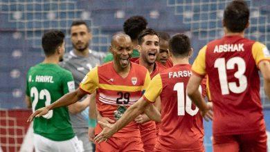 صورة فيديو | مشاهدة اهداف مباراة الوحدات وفولاذ خوزستان في دوري ابطال اسيا