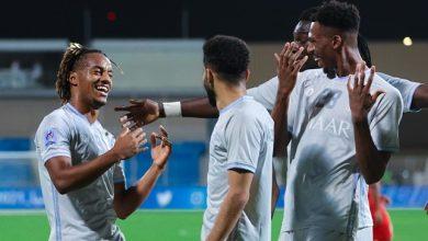 صورة موعد مباراة الهلال القادمة بعد الفوز على شباب الأهلي في دوري أبطال آسيا