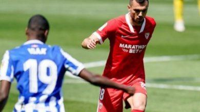 صورة الدوري الإسباني: اشبيلية يوسّع الفارق مع سوسييداد وفوز اوساسونا