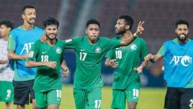 صورة مواعيد مباريات منتخب السعودية في أولمبياد طوكيو