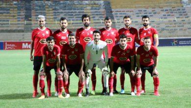 صورة بعد هدف علوان بالسلط  ..  تعرف على أسرع أهداف الدوري الأردني !!