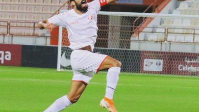 """صورة """" بيبو """" يسجل هدفاً صاروخياً ويقود فريقه لانتصار مثير  ..  فيديو"""