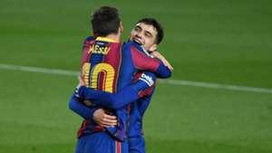صورة تقرير مباراة برشلونة v خيتافي. 22/4/2021، الدوري الإسباني