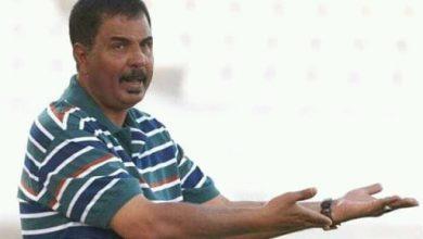 صورة *السفير الحصني يعزي بوفاة مدرب المنتخب الوطني الكابتن سامي النعاش*