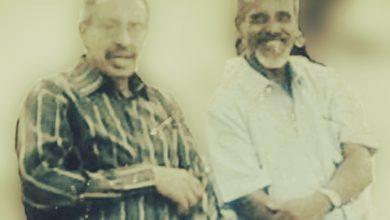 صورة في الذكرى السنوية الاولىلفقيد الكرة الجنوبية ونادي الحسيني الكابتن علي حسن أدن