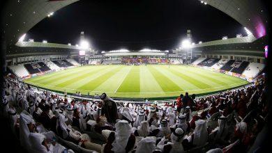 صورة حضور جماهيري خلال نهائي كأس الأمير 2021 في استاد جاسم بن حمد