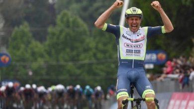 صورة سباق إيطاليا: لقب المرحلة الثالثة للهولندي دير هورن