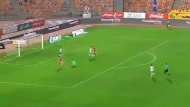 صورة مباراة الاهلي والزمالك اليوم | شاهد فيديو هدف صلاح محسن