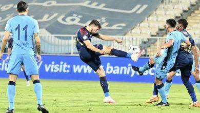 صورة فيديو | شاهد اهداف مباراة بني ياس والوحدة في الدوري الاماراتي
