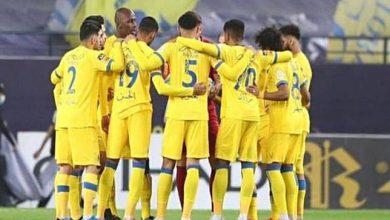 صورة موقف الصليهم ومادو من مباراة النصر والعين