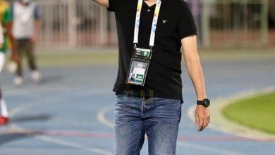 صورة حديث أبو زمع بعد آخر مباراة بدوري الأبطال !!