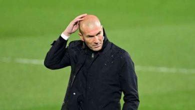 صورة خاص | زيدان يقرر مغادرة ريال مدريد