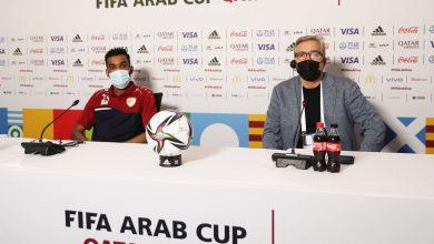 صورة إيفانكوفيتش: فخور بما حققناه وسنستعد جيدا لنهائيات كأس العرب