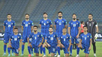 """صورة الكويت تحتج على حكم لقاء """" النشامى """" !!"""
