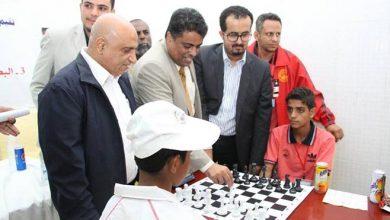 صورة 6 يوليو.. انطلاق بطولة الفقيد خالد صالح الشطرنجية لمنتخبات المحافظات المحررة