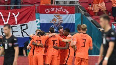 صورة شاهد فيديو اهداف مباراة هولندا والنمسا في يورو 2020..ديباي يسجل ودومفريس يواصل التعملق