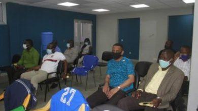 صورة إدارة نادي الأشانتي الغاني تعتذر لبعثة الهلال
