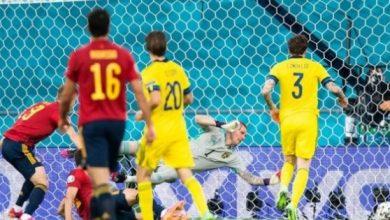 صورة يورو 2020 : اسبانيا افتقدت الرونق الهجومي فتعادلت سلباً امام السويد