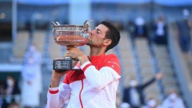 صورة نوفاك ديوكوفيتش يكتب صفحات مشرقة في تاريخ التنس