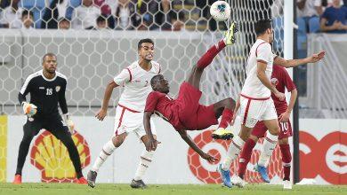 صورة العنابي يواجه العماني لتأكيد التأهل القاري بطلا للمجموعة الخامسة