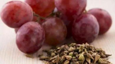 صورة لن ترميها بعد اليوم .. فوائد صحيّة وجمايلة مذهلة لبذور العنب