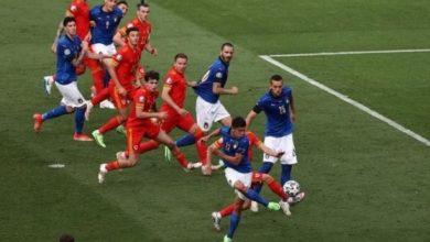 صورة يورو 2020: ارقام مميزة في الجولة الثالثة للمجموعة الاولى