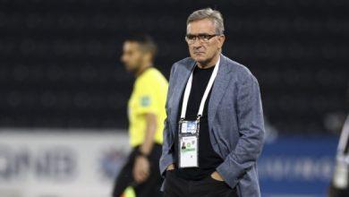 صورة مدرب عُمان : نطمح لأن نكون ندا قويا في كأس العرب