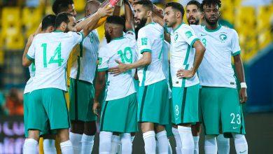 صورة مباشر السعودية ضد أوزبكستان.. الحسن يضيف الثالث من صناعة الفرج