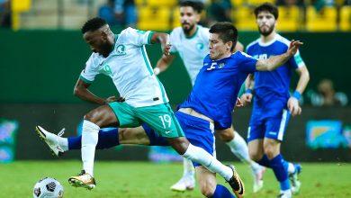 صورة السعودية تهزم أوزبكستان وتتأهل إلى التصفيات النهائية المؤهلة لمونديال 2022