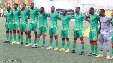 صورة إعلان قائمة موريتانيا لمواجهة اليمن في ملحق كأس العرب