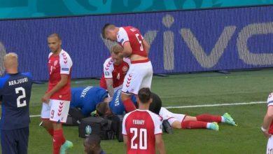 صورة طبيب منتخب الدنمارك يكشف لحظات إنعاش قلب إريكسن