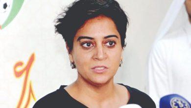 صورة فاطمة حيات تكشف أسباب استقالتها من الاتحاد الكويتي لكرة القدم