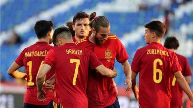 صورة إسبانيا تخوض مباراة صعبة امام السويد في يورو 2020