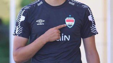 صورة بلند حسن يلتحق بصفوف المنتخب العراقي للشباب في مصر