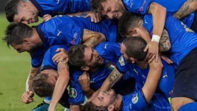 صورة بيل ورامسي يتربصان بانطلاقة إيطاليا المثالية في أمم أوروبا 2020