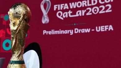 صورة شرط جديد لحضور الجماهير لملاعب مونديال قطر
