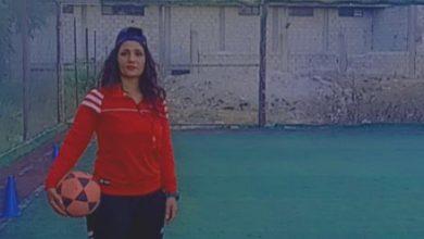 صورة السورية رشا سعيد في حوار لكورة ناو: أفضل النهج الإسباني.. والسومة أفضل لاعب في سوريا