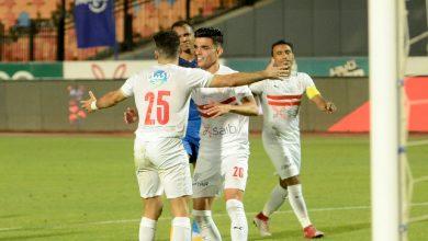 صورة شاهد فيديو اهداف مباراة الزمالك واسوان فى الدوري المصري اليوم