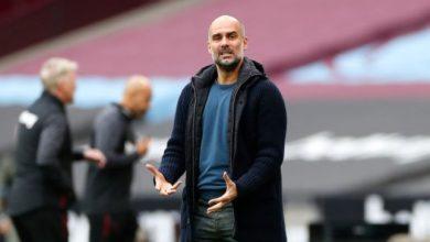 صورة ووكر يدافع عن جوارديولا رغم هزيمة مانشستر سيتي بنهائي دوري الأبطال
