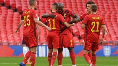 صورة موعد والقناة الناقلة لـ مباراة بلجيكا وروسيا في أمم أوروبا