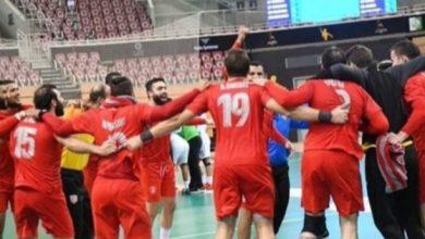 صورة الدحيل القطري بطلا لكأس اسيا لكرة اليد