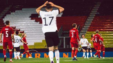 صورة شاهد فيديو اهداف المانيا والدنمارك فى تحضيرات يورو 2020 «عقدة المانشافت مستمرة»