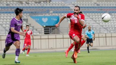 صورة المنتخب الوطني يستعد للتصفيات بنتيجة التعادل !!