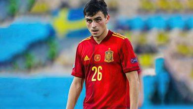 صورة بيدري الشاب الذي أبهر العالم في يورو 2020