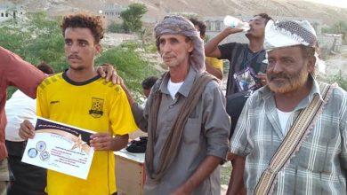 صورة النصر يقصي العمالقة من دوري ملتقى رضوم الجامع