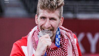 صورة الشرباتي يوجه رسالة مثيرة بعد فضية الأولمبياد !!