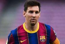 صورة رونالدينيو: على ميسي أن يبقى في برشلونة
